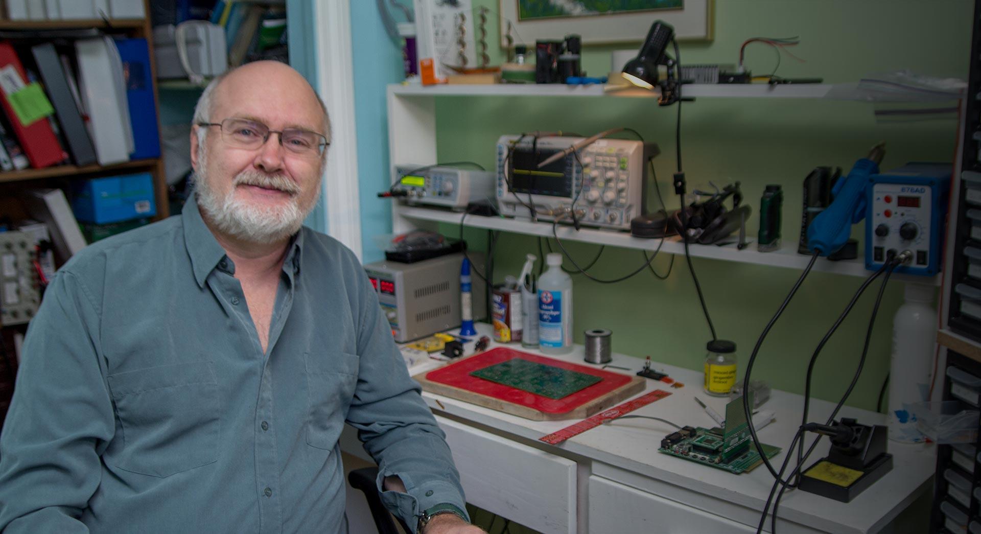 Allan Kranz from Kranz Information Systems